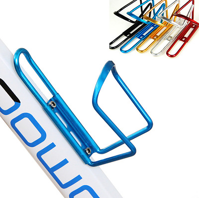 Water Bottle Cage Aluminium HOLDER BRACKET for Cycling Bicycle Bike Drink New