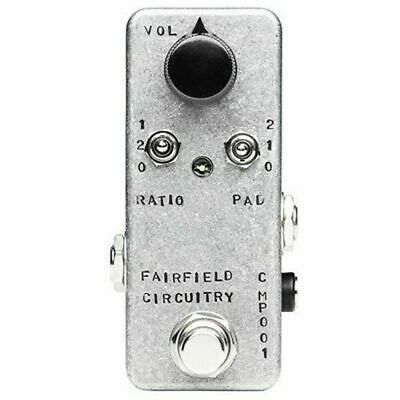 Fairfield Circuitry The Accountant Compressor Guitar Effects Pedal