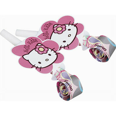 Trombette Lingue Hello Kitty Bamboo 6pz