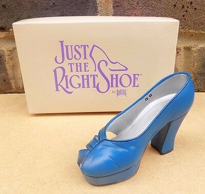 JUST THE RIGHT SHOE - New Heights