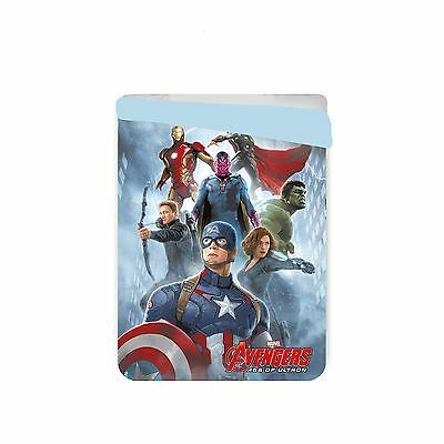 Marvel Avengers Age Of Ultron Summer Quilt By BestTrend