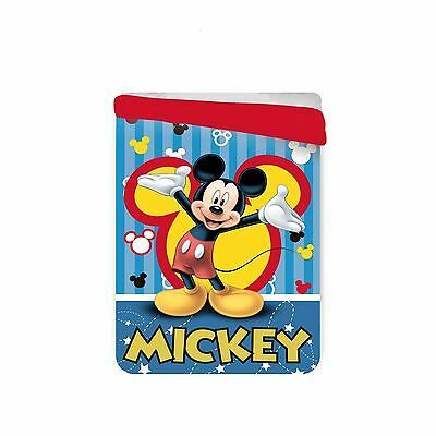Mickey Mouse Summer Quilt