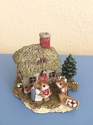 Wee Forest Folk A Cottage For All Seasons