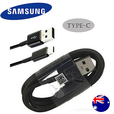 GENUINE Samsung Galaxy S8 / S8 Plus Type C USB Sync Charger Charging Power Cable