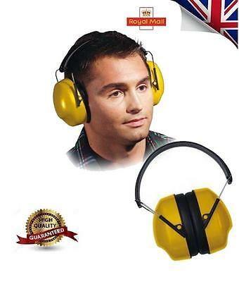2 Pairs Muffs - Headband NOISE Hearing EAR Protection NEW Comfortable Defender