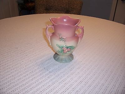 Hull  Vase W-4-61/2 Dusty Rose