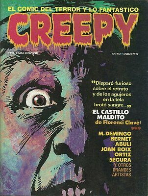 CREEPY nº 70