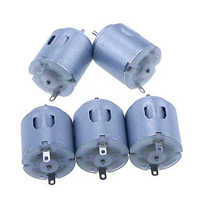 5pcs DC 4.5V 9800RPM 0.16A R260 Electric Micro Motor for Toys Moulding