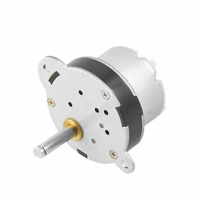 32mm diameter gearbox 60rpm 50ma 6v dc speed reduce geared for How to reduce motor speed