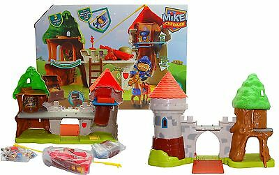Fisher Price Mike der Ritter-Schloss LE CHEVALIER Burg BCT44
