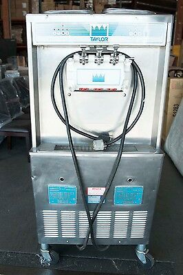 Taylor Commercial 2 flavors and twist Soft Ice Cream Machine Y754-27
