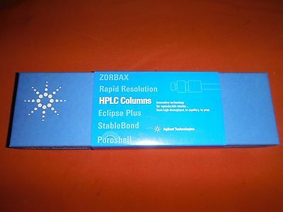 Agilent Zorbax Pursuit 5 Diphenyl HPLC Column *SEALED* 150 x 4.6 mm A3040150X046