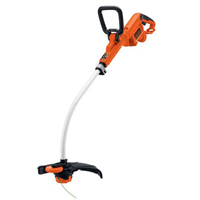BLACK + DECKER GH3000 High Performance 7.5-Amp Electric String Trimmer, 14-Inch