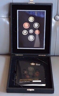 2008 United Kingdom Royal Mint Proof Collection
