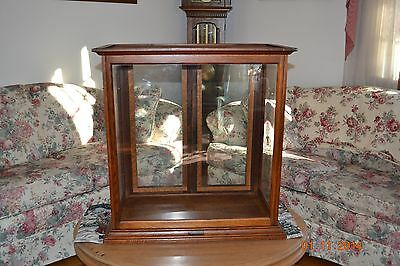 Vintage Antique General/Country Store Mercantile Display Case Antique Countertop