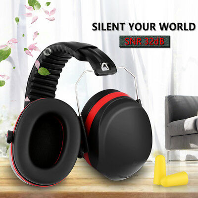 Ear Muffs Hearing Protection Shooting Gun Range Noise Reduction Ear Safety 32dB