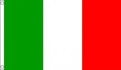5' x 3' Italy Flag Italian National Flags Europe Country Italia Banner