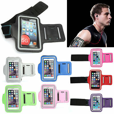 Premium Sports Running Gym Armband Case Cover Holder For iPhone 6Plus/6SPlus