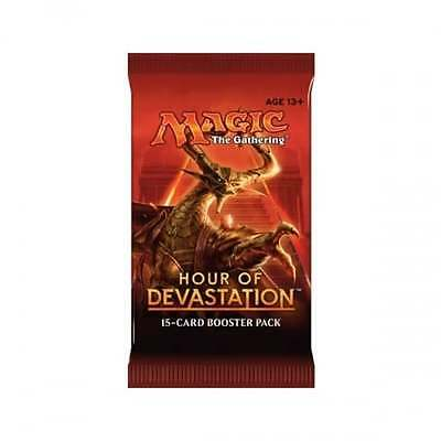 MTG HOUR OF DEVASTATION * Booster Pack