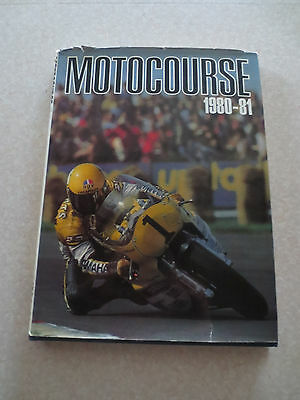 1980 - 1981 Motocourse - 1980 GP racing summary - K Roberts, B Sheene