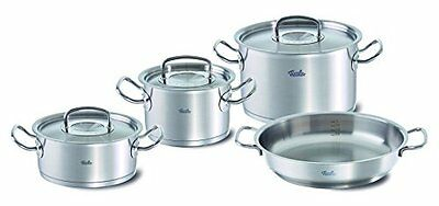 fissler topfset intensa 5 teilig edelstahl kochtopf set kocht pfe urh45n98l16 eur 489 90. Black Bedroom Furniture Sets. Home Design Ideas