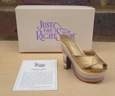JUST THE RIGHT SHOE - Magnetic Allure