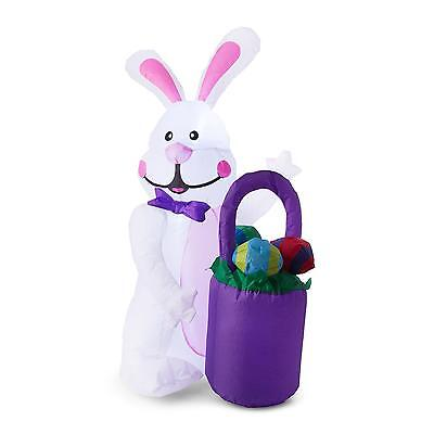 Giant Easter Bunny Animal Celebration By Oneconcept 3 Led Stable Huge Xl Fun Kid