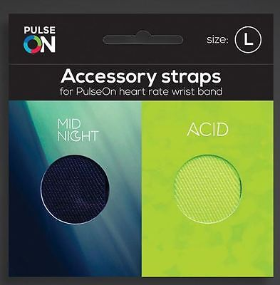 Pulse On Accessory Straps - Heart Rate Wrist Band