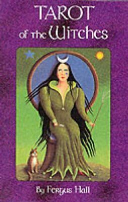 Tarot of the Witches Deck by Fergus Hall 9780913866535