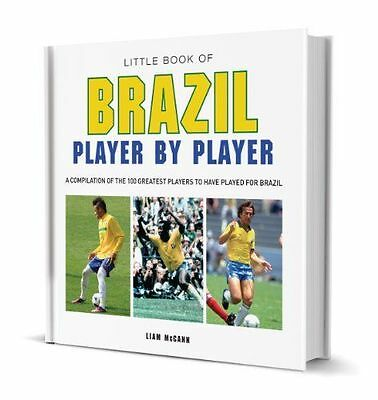 Little Book of Brazil- Player by Player-BRAND NEW