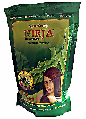 Henna Hair Powder + 9 Extra Nutrients-150g Buy 2 get 1 Free! (add 3 to qualify)