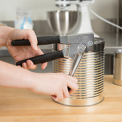 Swing A Way Easy Crank Can Opener Large Commercial Ergonomic Heavy Duty
