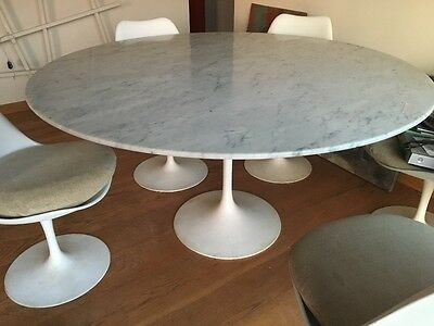 Table knoll ronde