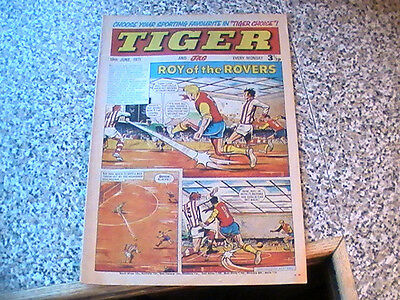 Tiger And Jag Comic  19Th June 1971