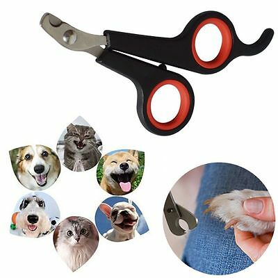 Grooming Small Animal Clipper Cat Dog Trimmer Pet Nail Cutter Claws Scissor