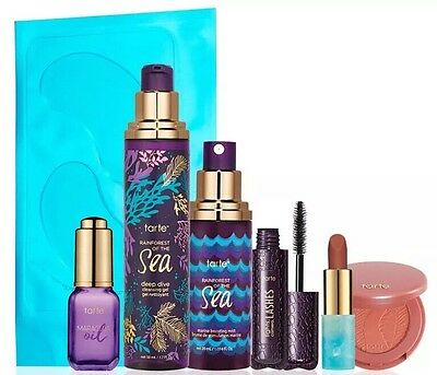 TARTE Genuine Limited Edition Mother Nature's Miracles Discovery Set