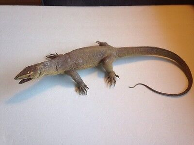 "25"" AAA Toys Large Adult Monitor Lizard Toy Reptile Model Replica EUC"