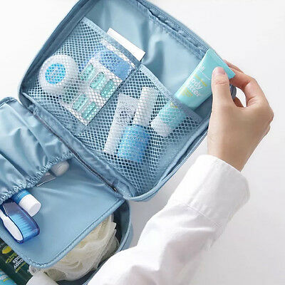 Monopoly Travel Multi Pouch Waterproof Organiser Mesh Makeup Babbage Cabinet Bag