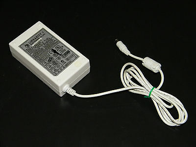 Linearity Model LAD6019AB5 AC Adapter 12V DC 5A White 12