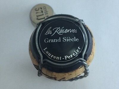 Capsule de champagne LAURENT PERRIER (NR)    RARE !! Introuvable !!!!!!!!