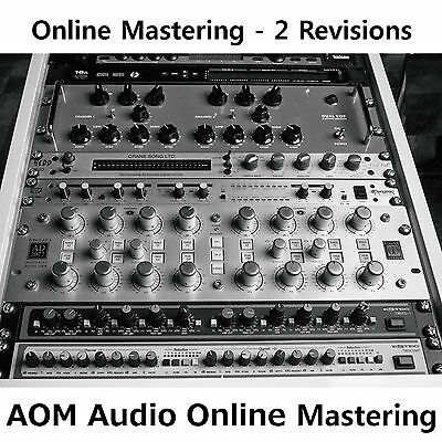 """Online-Stem-Mastering - 3 Stems - 2 Revisions """"TOP"""""""