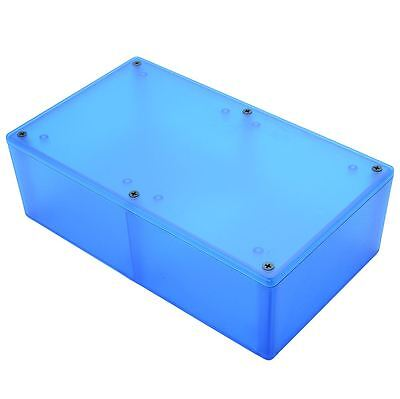 Hammond Blue ABS Enclosure 193 x 113 x 61mm 1591XXETBU