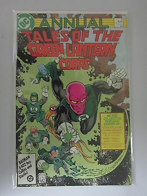 Tales of the Green Lantern Corps Annual (1985) #2 - 7.5 - 1986