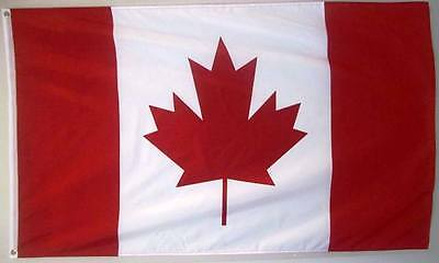 Canada 3ft x 5ft Flag/Banner 90cm x 150cm $9.99 (New in Package) 100% Polyester