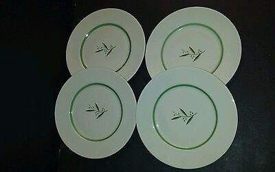 Franciscan Westwood 4 Salad Plates New
