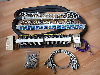 FRB Audio Patch - Broadcast Audio Patch Bay FRB - 24Out/24IN + Accessoires - #3