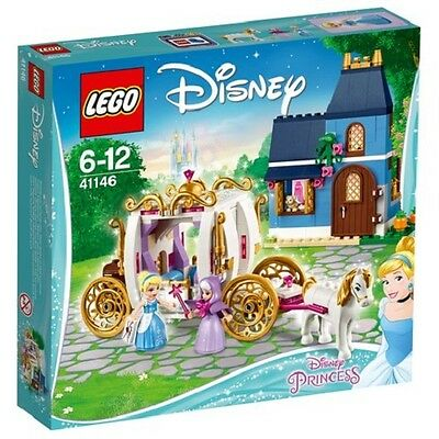 LEGO Disney Princess Cinderellas Enchanted Evening 41146