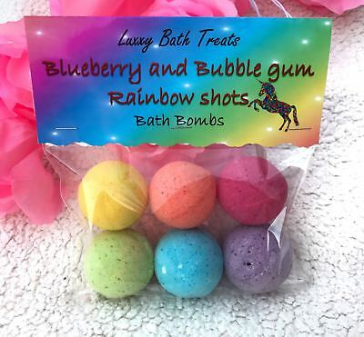 Bath bombs for kids - mini gift sets, perfect for all ages - All Handmade LUXXY