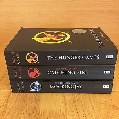 The Hunger Games Trilogy by Suzanne Collins (Paperback)