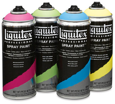 Liquitex Artists Graffiti Spray Acrylic 400ml